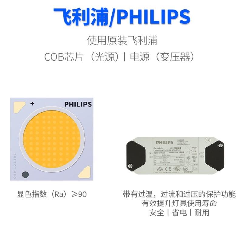 小功率芯片+电器+飞利浦