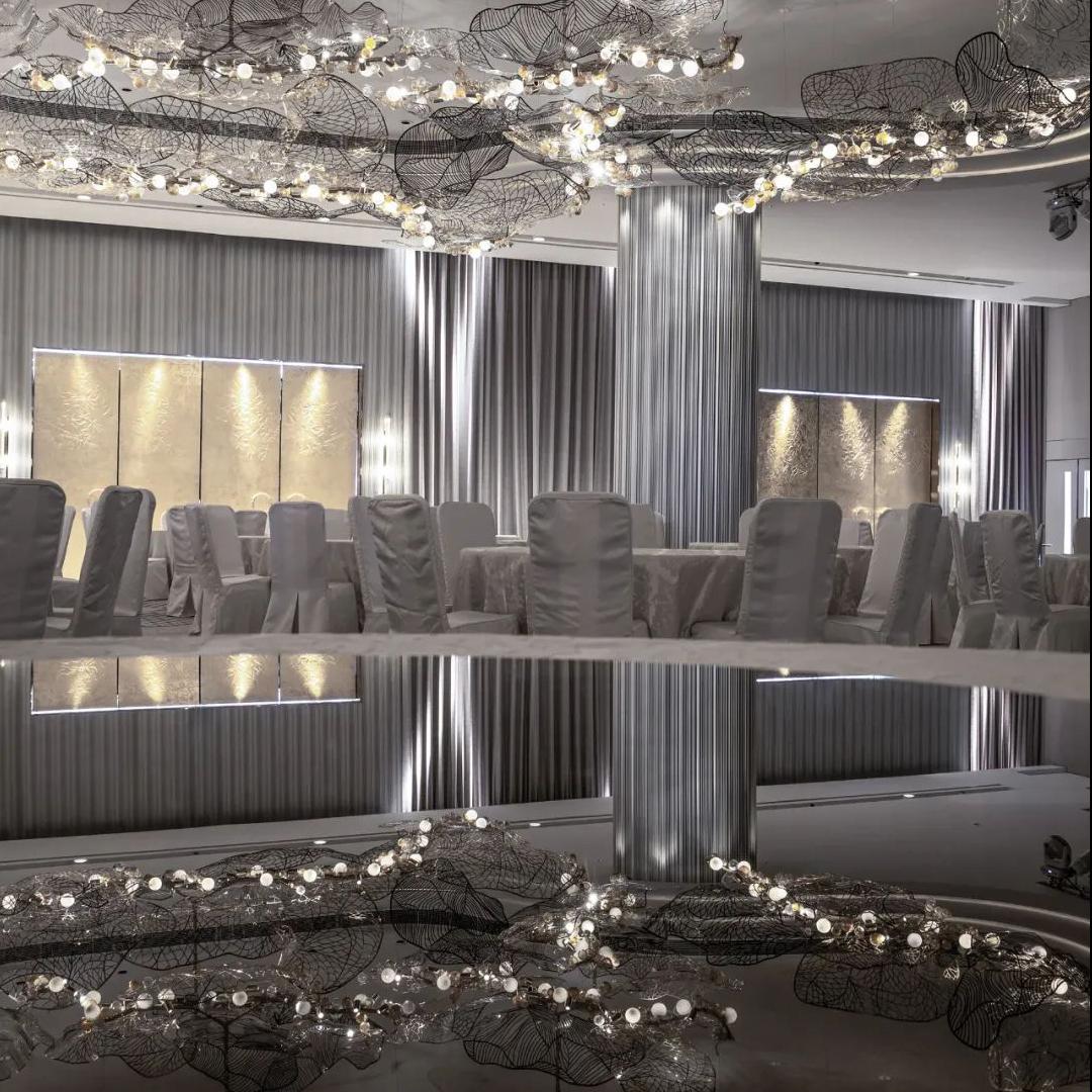 非标定制灯具-酒店灯具案例-DW1004
