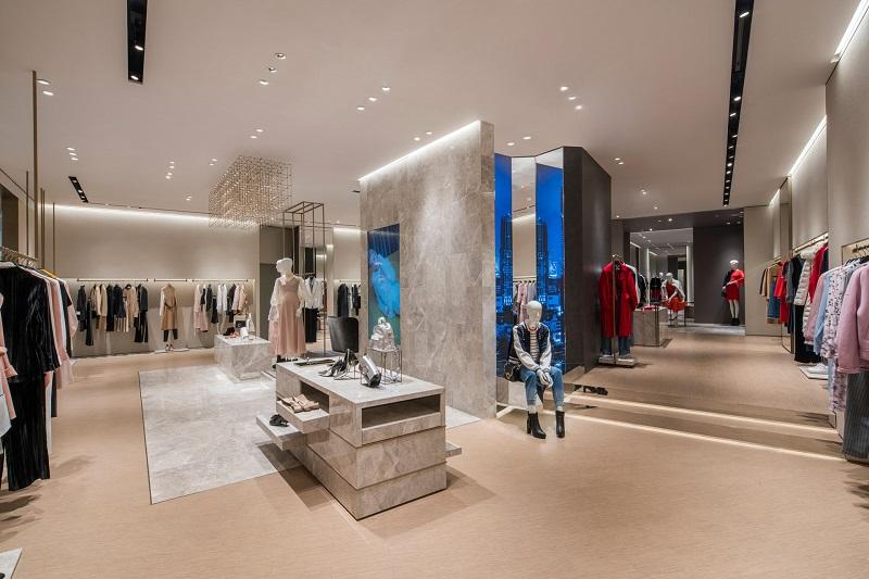 服装店铺色温怎么选择?